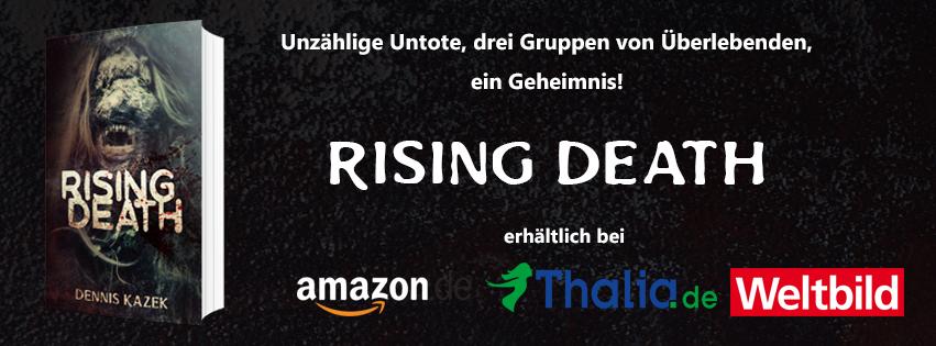 Rising Death bei Weltbild und Thalia